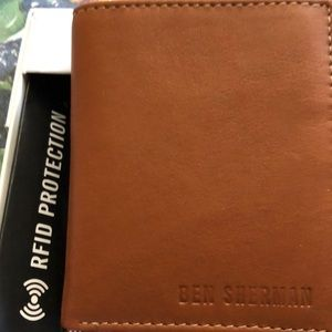 Other - Ben Sherman Wallet with box.
